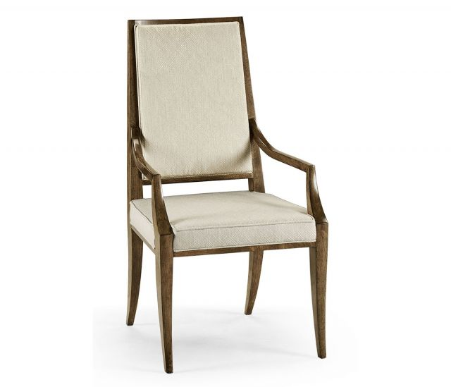 Jonathan Charles Catalonia Upholstered Dining Armchair