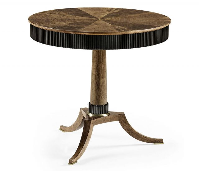 Jonathan Charles Catalonia Large Round Lamp Table