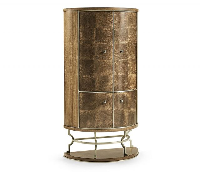 Jonathan Charles Catalonia Home Bar Cabinet