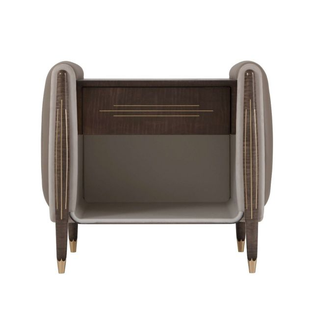 Theodore Alexander Grace Bedside Table