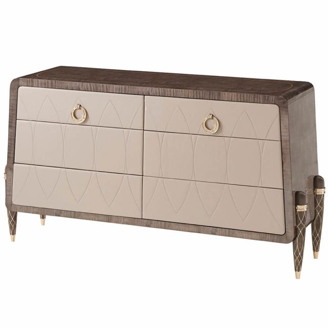 Theodore Alexander Grace Chest of Drawers - Agate