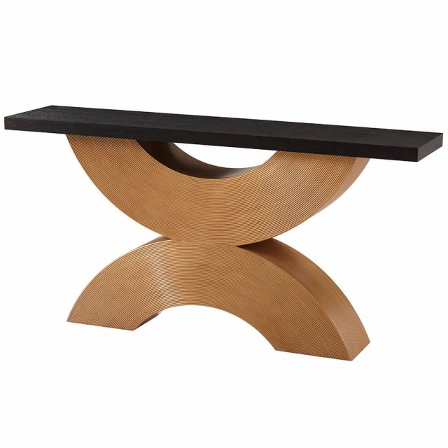Theodore Alexander Reed Console Table