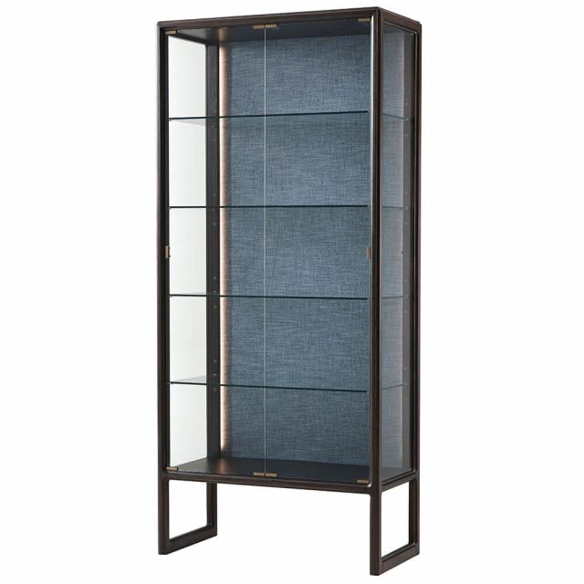 Theodore Alexander Gaze Display Cabinet