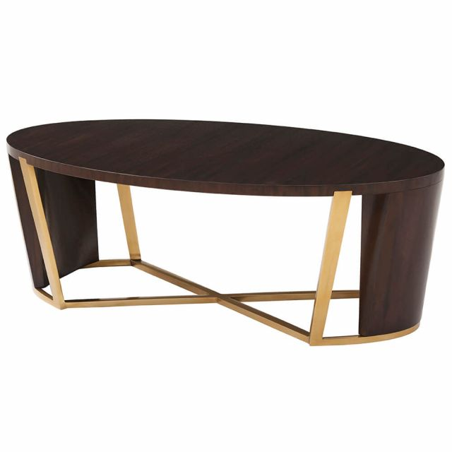 Theodore Alexander Rosalie Coffee Table
